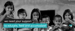Provide Food & Education