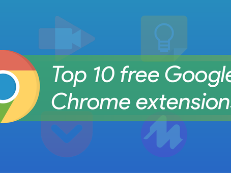 10 Chrome Browser Extensions To Enjoy Testing As A Software Tester