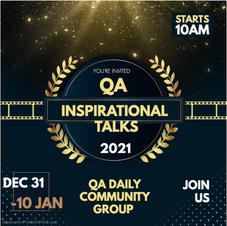 QA TALKS 2021