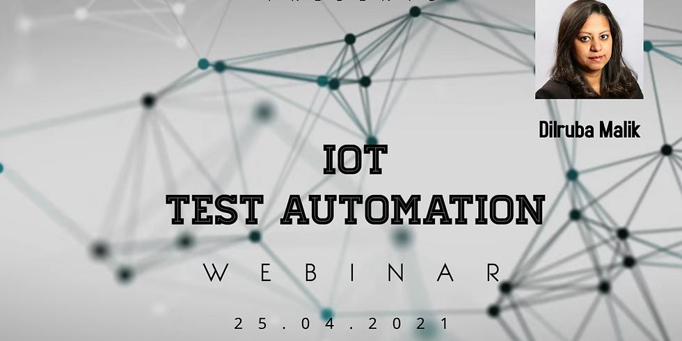 IoT Test Automation