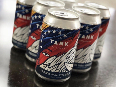 Tank Brewery - Beer of the Gods!