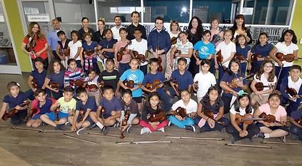 Santa Ana Strings Program
