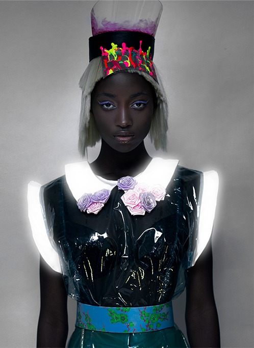 Fashion tv -makeup by amal afoussi-makeup artist