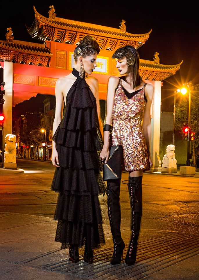chinatown editorial-beauty by Amal Afoussi
