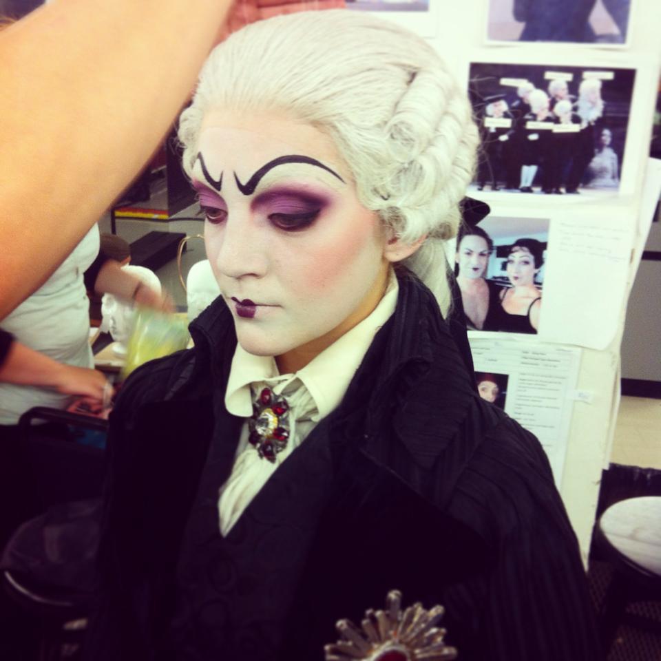 Les Grands Ballets   Léonce et Léna Makeup
