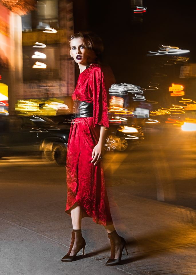 CHINATOWN EDITORIAL -Amal Afoussi