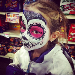 Children Face paint | Enfants