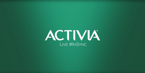 Activia live in sync