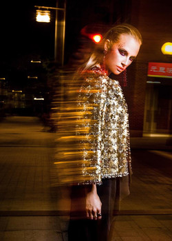 chinatown editorial-Montreal makeup artist and hairstyling AMAL AFOUSSI