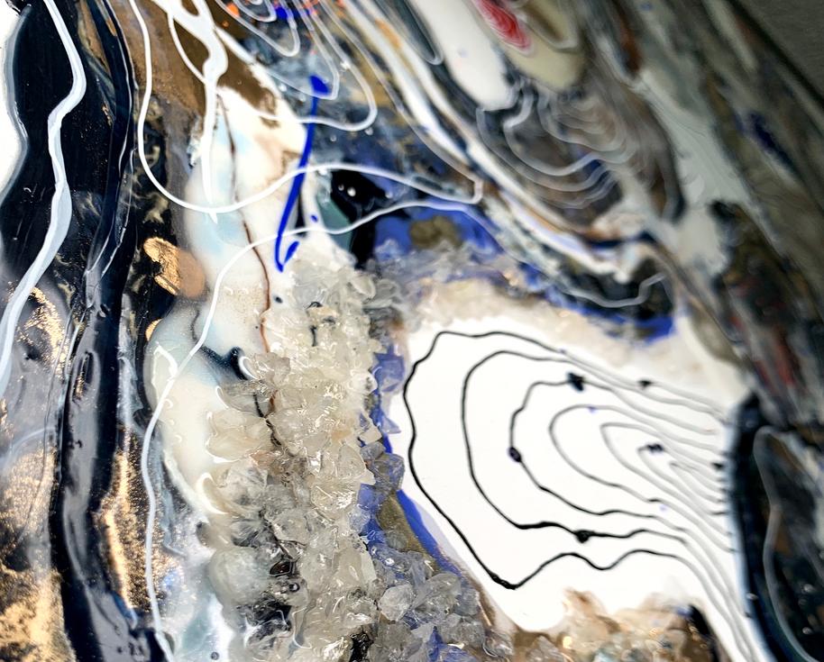 KANFISM CLOSEUP3 by AFOUSSI ART-Montreal