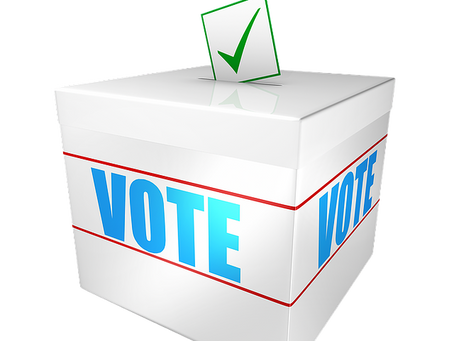 Elections de vos représentants le vendredi 11 octobre 2019