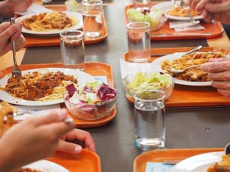 Déjeuner test au self Pasteur