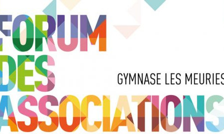 Forum des associations - 8 Sept.