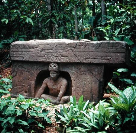 Altar 5 La Venta