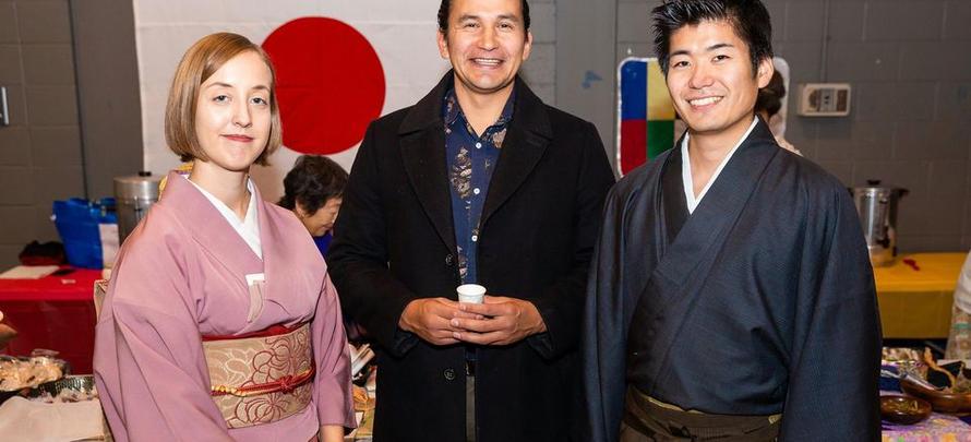 Multicultural Teafest