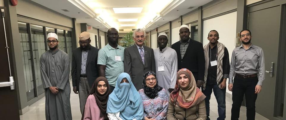 Imam Training 2019