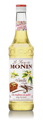 Vanilla syrup (700ml)