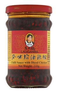 Lao Gan Ma Chilli Oil