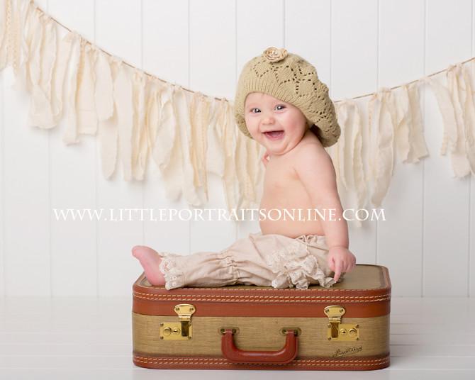 Addison | Lake County Baby Photographer