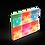 Thumbnail: Skull Colorblock - Fine Art