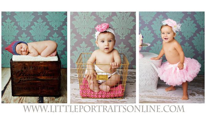 Cece | Lake County Newborn Photographer