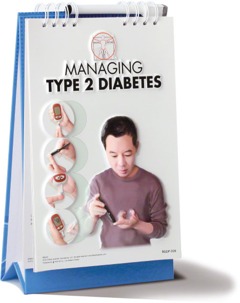Managing Type 2 Diabetes - Flip Book