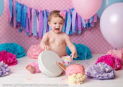 Birthday Baby photographer