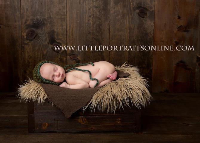 Five Days Old | Lake County Newborn Photographer