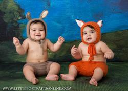 Twin Baby photographer