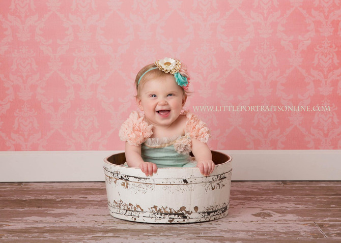 Addie | Lake County Baby Photographer