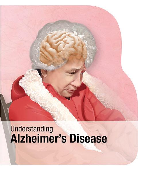 Alzheimer's Disease - Lenticular Book