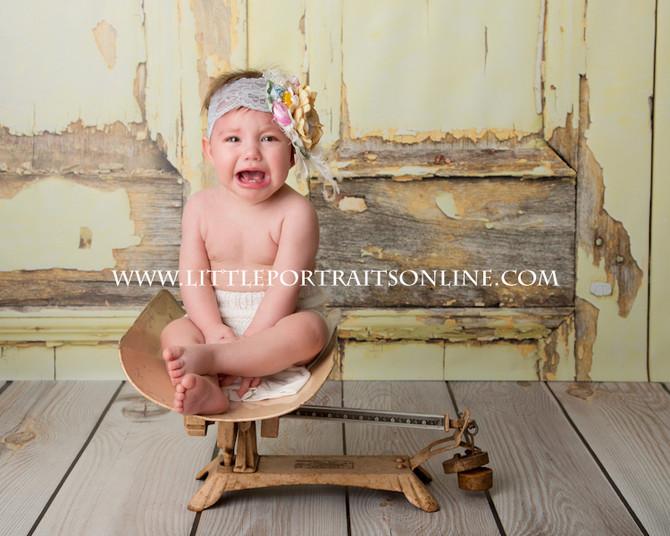Ariana | Lake County Baby Photographer