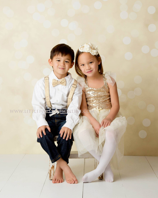 Twins | Lake County Child Photographer