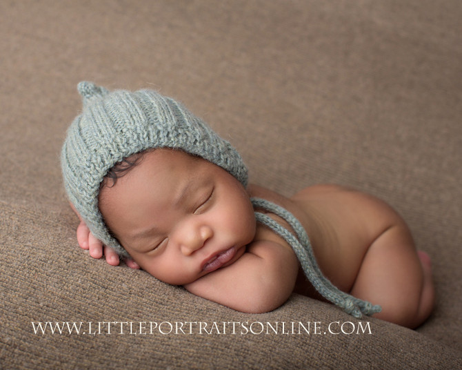 Ellis | Lake County Newborn Photographer