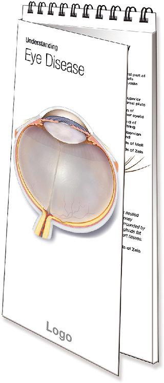 Eye Anatomy - Spiral-bound Pamphlet