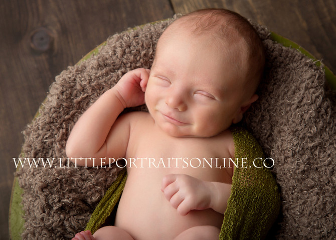 Lucas | Lake County Newborn Photographer