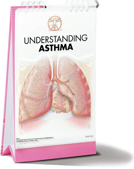 Understanding Asthma - Flip Book