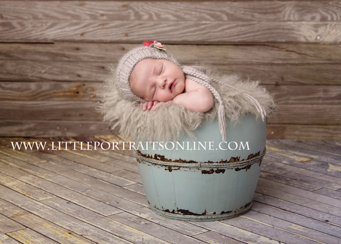 Cora | Lake County Newborn Photographer