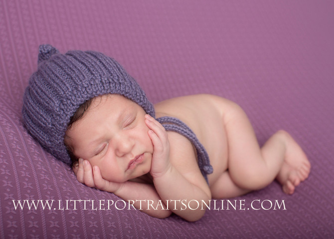 Newborn Baby Girl | Lake County Newborn Photographer