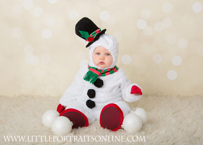 Holiday Kids Mini Sessions | Lake County Children Photographer