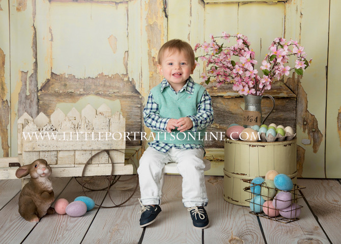 Easter | Lake County Kids Photographer