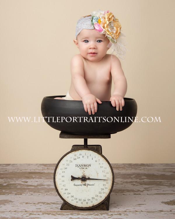 Reagan | Lake County Baby Photographer