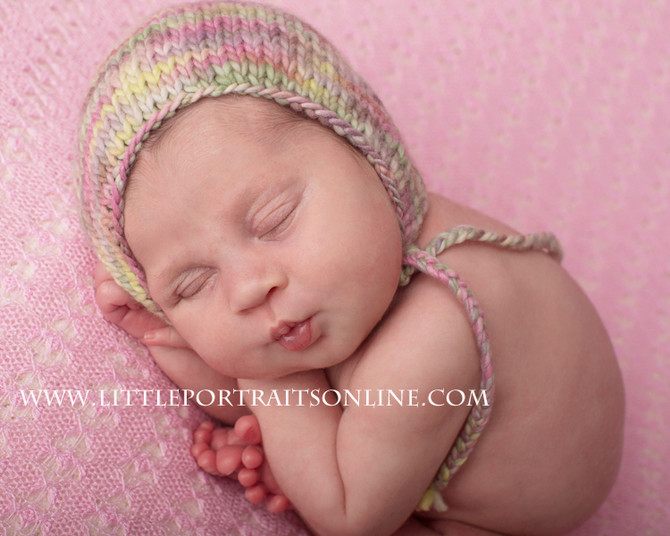 Claire | Lake County Newborn Photographer