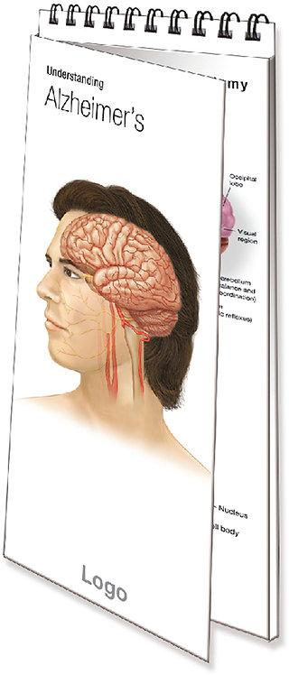 Alzheimer's Disease - Spiral-bound Pamphlet