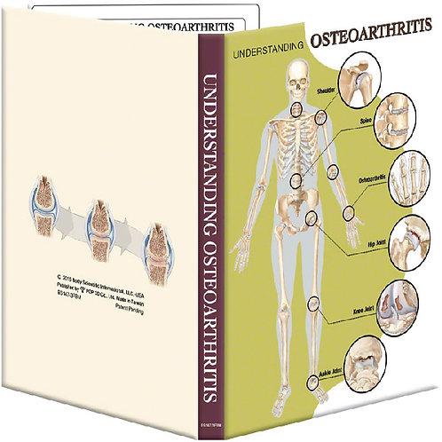 Understanding Osteoarthritis - Medical Book (Tri-fold)