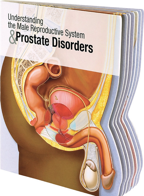 Male Reproductive Health & Prostate Disorders - Lenticular Book