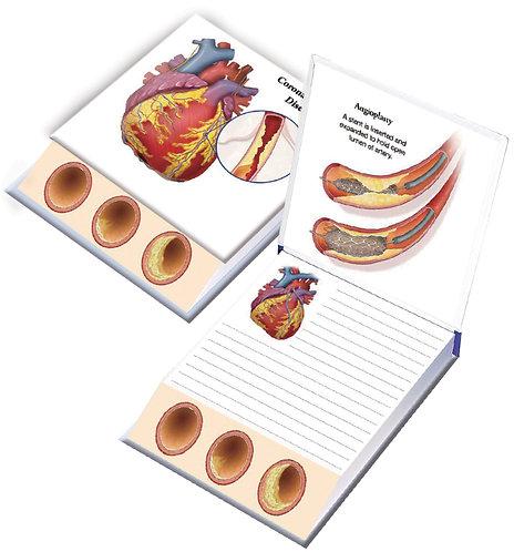 Artery Disease - Memo pad