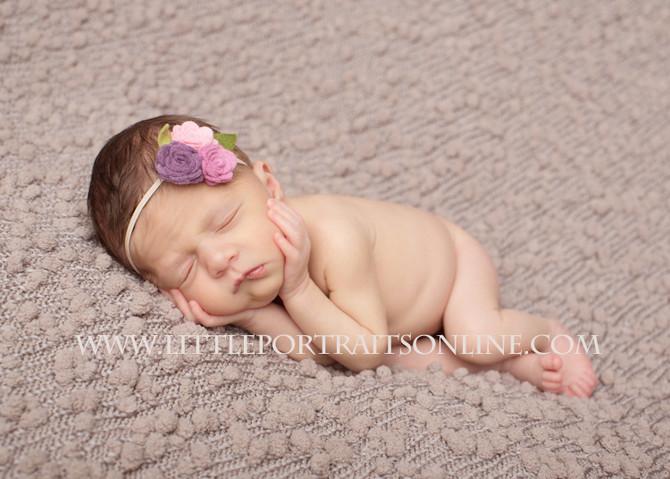 Adalynn | Lake County Newborn Photographer