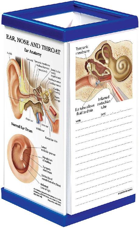 Ear, Nose & Throat - Pen Box