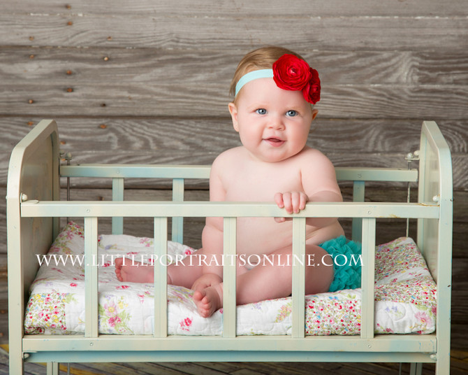 Clare | Lake County Baby Photographer